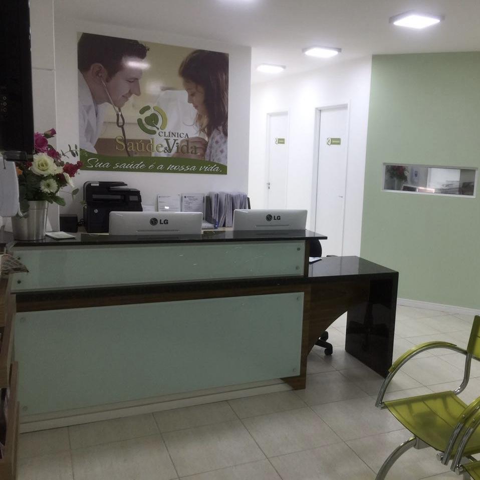 Clínica Saúde & Vida - Centro
