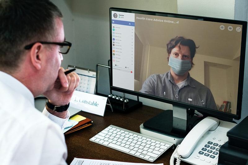 Como encontrar um médico online?
