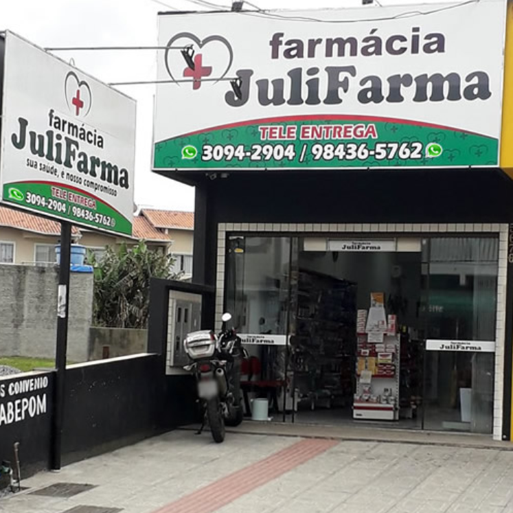 Farmácia Julifarma Forquilhas