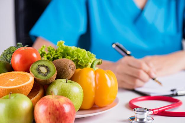 benefícios da consulta com nutricionista